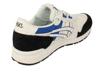 Asics Gel-Lyte Mens Trainers 1193A092  101 - White Asics Blue 101 - Photo 2