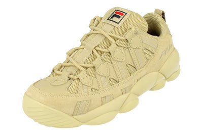 Fila Spaghetti Low Mens Trainers 1Bm00261  920 - Khaki 920 - Photo 0
