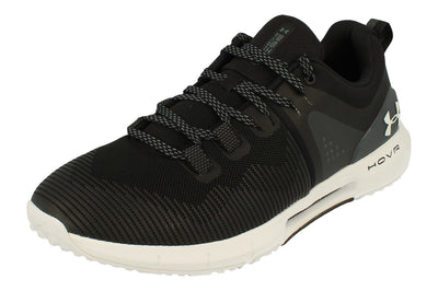 Under Armour Ua Hovr Rise Mens 3022025  001 - Black 001 - Photo 0