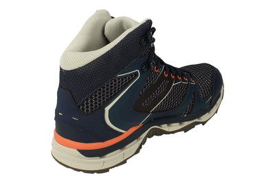 Haglofs Observe Mid Gt Surround Womens Walking Boots 497870  400 - Tarn Blue Blue Ink 400 - Photo 2