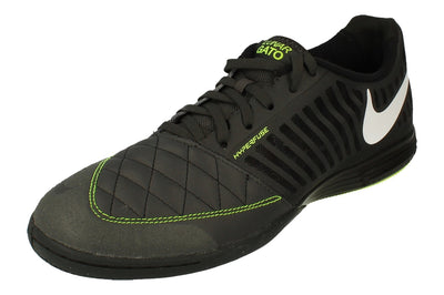 Nike Lunargato 2 Mens Football Boots 580456 Trainers Shoes  017 - Dark Smoke Grey White Black 017 - Photo 0