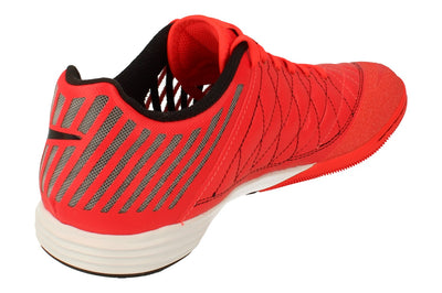 Nike Lunargato 2 Mens Football Boots 580456 Trainers Shoes  604 - Bright Crimson White Black 604 - Photo 2