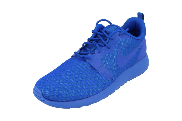 Nike Rosherun HYP Mens Trainers 636220  440 - Racer Blue Black 440 - Photo 0