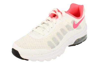 Nike Air Max Invigor GS 749575 103 - White Hot Punch Black 103 - Photo 0