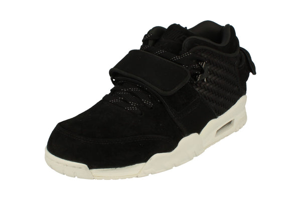 Nike Air Trainer V Cruz Mens Hi Top Trainers 777535  004 - Black Summit White 004 - Photo 0
