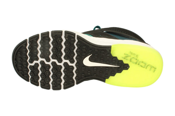 Nike Zoom Train Toranada Mens 835657  370 - Midnight Turquoise Volt Black Hyper Jade 370 - Photo 0
