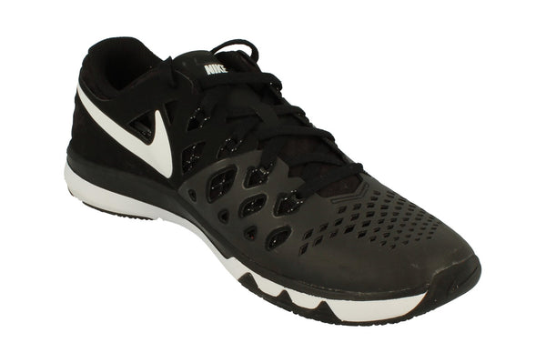 Nike Train Speed 4 Mens 843937  010 - Black White 010 - Photo 0