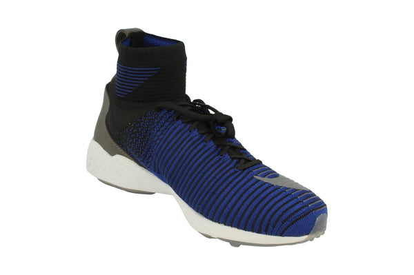 Nike Zoom Mercurial Xi Fk Mens Hi Top Trainers 844626  004 - Black Dark Grey 004 - Photo 0