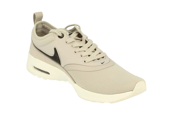 Nike Womens Air Max Thea Ultra PRM 848279  002 - Light Iron Ore Black Ivory 002 - Photo 0