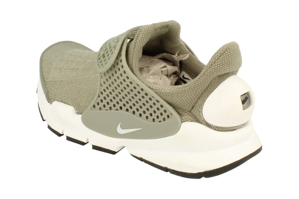 Nike Womens Sock Dart 848475  005 - Dark Stucco White Black 005 - Photo 0