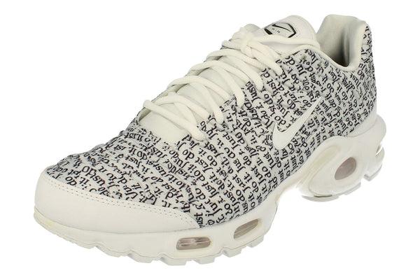 Nike Womens Air Max Plus Se Womens 862201  103 - White Black 103 - Photo 0