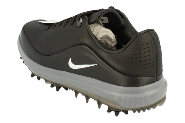 Nike Air Zoom Precision Mens Golf Shoes 866065 Sneakers Trainers  002 - Black Metallic Silver 002 - Photo 0