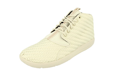 Nike Air Jordan Eclipse Chukka Mens Trainers 881453  015 - Light Bone Golden Beige 015 - Photo 0