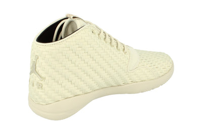 Nike Air Jordan Eclipse Chukka Mens Trainers 881453  015 - Light Bone Golden Beige 015 - Photo 2