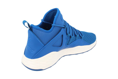 Nike Air Jordan Formula 23 Mens Basketball Trainers 881465  401 - Team Royal White 401 - Photo 2