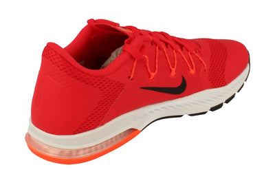 Nike Air Zoom Train Complete Mens 882119  600 - Action Red Black Crimson 600 - Photo 2