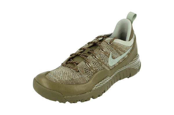 Nike Lupinek Flyknit Low Mens 882685  300 - Carho Khaki Mica Green 300 - Photo 0