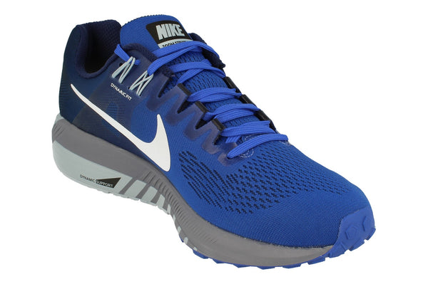 Nike Air Zoom Structure 21 Mens 904695  402 - Mega Blue White 402 - Photo 0