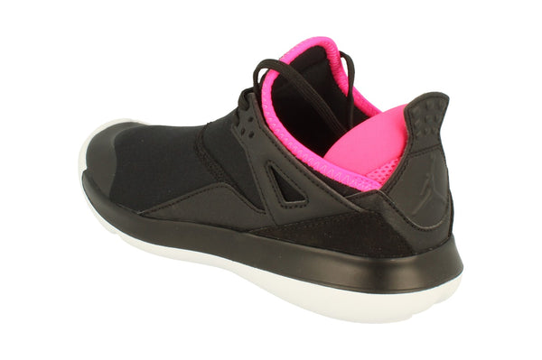 Nike Air Jordan Fly 89 GG Trainers Aa4040  009 - Black Hyper Pink White 009 - Photo 0