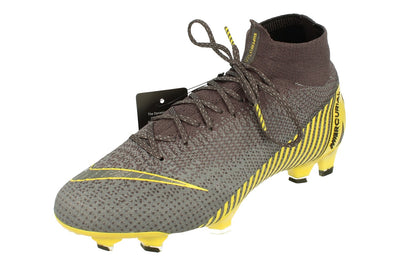 Nike Superfly 6 Elite FG Mens Football Boots Ah7365  070 - Thunder Grey Black 070 - Photo 0