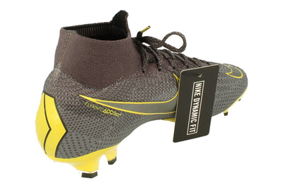 Nike Superfly 6 Elite FG Mens Football Boots Ah7365  070 - Thunder Grey Black 070 - Photo 2