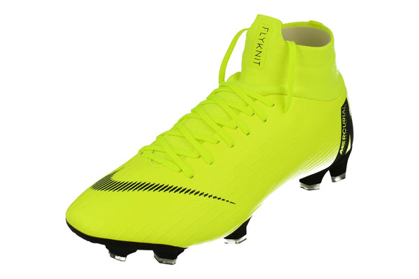 Nike Superfly 6 Pro FG Mens Football Boots Ah7368  701 - Volt Black 701 - Photo 0
