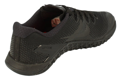 Nike Metcon 4 Mens Trainers Ah7453  001 - Black Black Black 001 - Photo 2