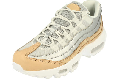 Nike Womens Air Max 95 Se PRM Ah8697  002 - Pure Platinum Metallic Silver 002 - Photo 0