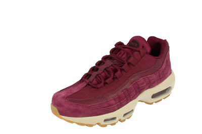Nike Air Max 95 Se Mens Aj2018  600 - Bordeaux Desert Sand 600 - Photo 0