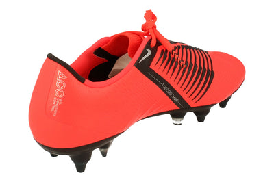 Nike Phantom Venom Elite Sg-Pro Ac Mens Football Boots Ao0575  600 - Bright Crimson Black 600 - Photo 2