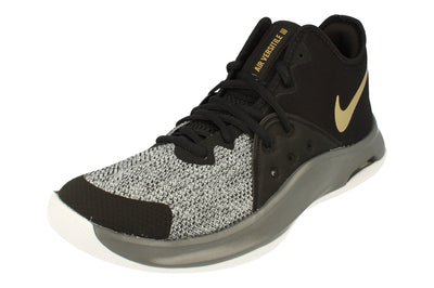 Nike Air Versitile II Mens Hi Top Basketball Trainers Ao4430  005 - Black Metallic Gold Dark Grey 005 - Photo 0