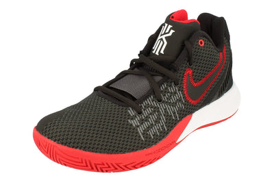 Nike Kyrie Flytrap 2 Mens Basketball Trainers Ao4436  016 - Black White University Red 016 - Photo 0