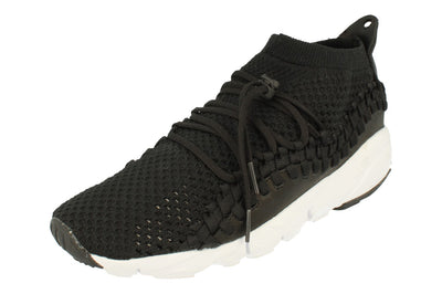 Nike Air Footscape NM Woven Flyknit Mens Ao5417 001 - KicksWorldwide