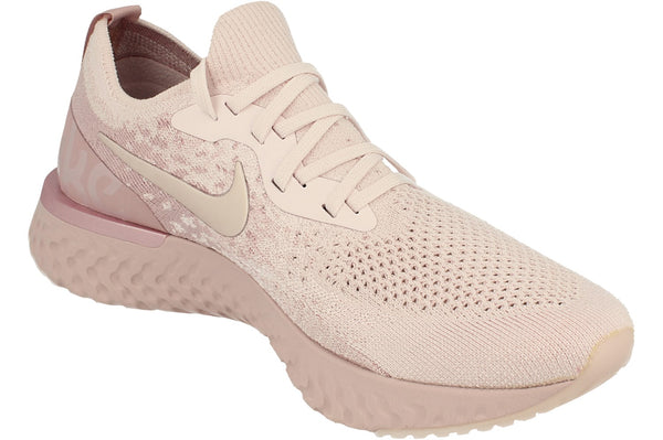 Nike Mens Epic React Flyknit Aq0067  600 - Pearl Pink 600 - Photo 0