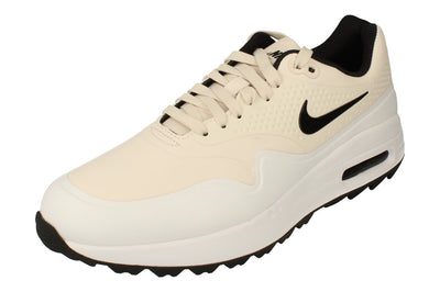 Nike Air Max 1 G Mens Golf Shoes Aq0863 Sneakers Trainers 008 - Phantom Black White 008 - Photo 0