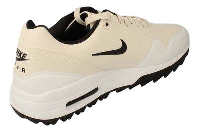 Nike Air Max 1 G Mens Golf Shoes Aq0863 Sneakers Trainers 008 - Phantom Black White 008 - Photo 2