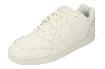 Nike Ebernon Low Mens Trainers Aq1775 100 - White White 100 - Photo 0