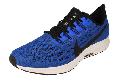 Nike Air Pegasus 36 Mens Aq2203  400 - Racer Blue Black White 400 - Photo 0