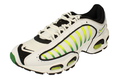 Nike Air Max Tailwind IV Mens Aq2567  100 - White Black Verde 100 - Photo 0
