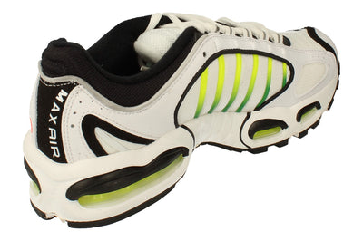 Nike Air Max Tailwind IV Mens Aq2567  100 - White Black Verde 100 - Photo 2