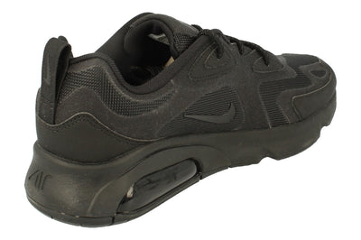 Nike Air Max 200 Mens Aq2568  003 - Black Black 003 - Photo 2