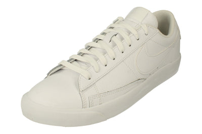 Nike Blazer Low Le Mens Trainers Aq3597  100 - White White White 100 - Photo 0