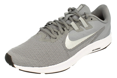Nike Downshifter 9 Mens Aq7481  001 - Cool Grey Metallic Silver 001 - Photo 0