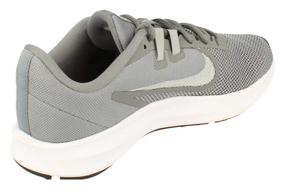 Nike Downshifter 9 Mens Aq7481  001 - Cool Grey Metallic Silver 001 - Photo 2