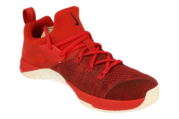Nike Metcon Flyknit 3 Mens Aq8022  600 - Red Sail Orbit 600 - Photo 0