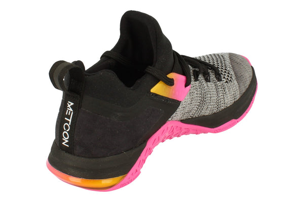 Nike Womens Metcon Flyknit 3 Ar5623  002 - Black Laser Fuchsia 002 - Photo 0