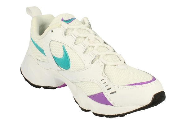 Nike Air Heights Mens Trainers At4522  100 - White Teal 100 - Photo 0