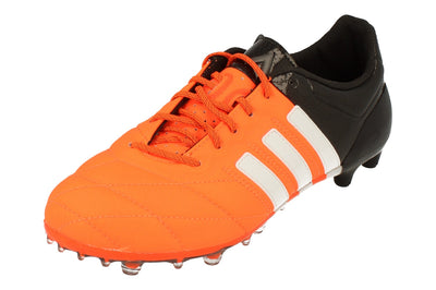 Adidas Ace 15.1 Fg/Ag Leather Mens Football Boots  B32820 - KicksWorldwide