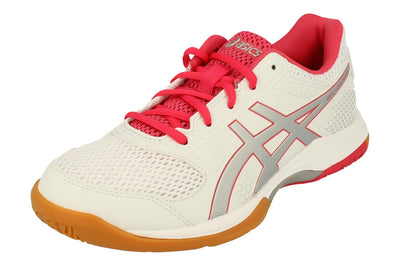 Asics Gel-Rocket 8 Womens Trainers B756Y 0119 - KicksWorldwide