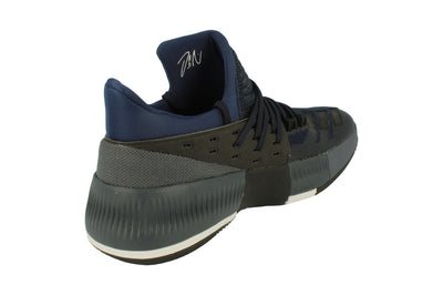Adidas D Lillard 3 Mens Basketball BB8271 - KicksWorldwide